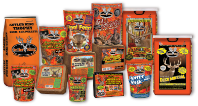 Attractants, Blocks, Minerals, & Supplements