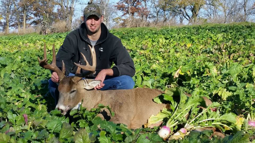 Chad Hanke - Honey Hole Buck - 1