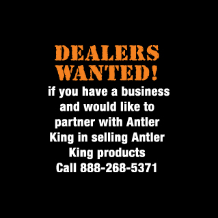 Antler King Dealers Wanted