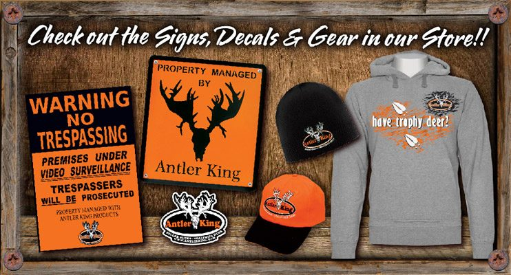 In addition to our full line of attractants, minerals and food plot seed we also offer a full line of apparel from hoodies, to t-shirts to hats.