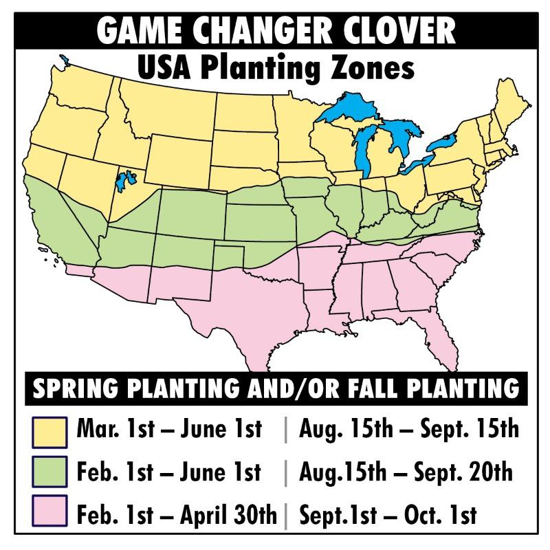 Game Changer Clover