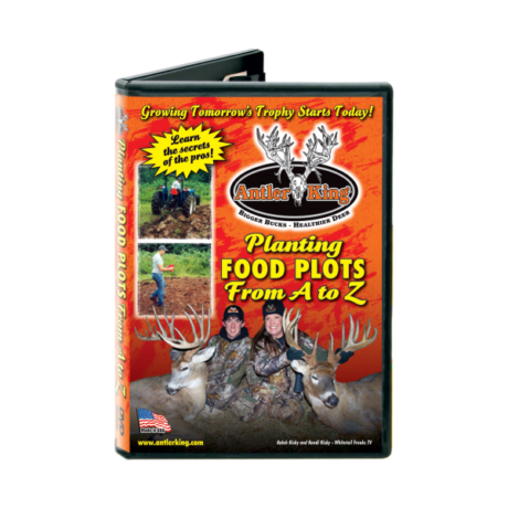 Antler King ® Planting Food Plots From A-Z DVD