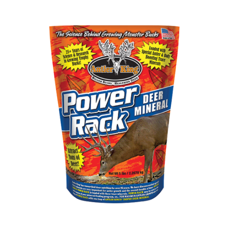 Power Rack Deer Mineral