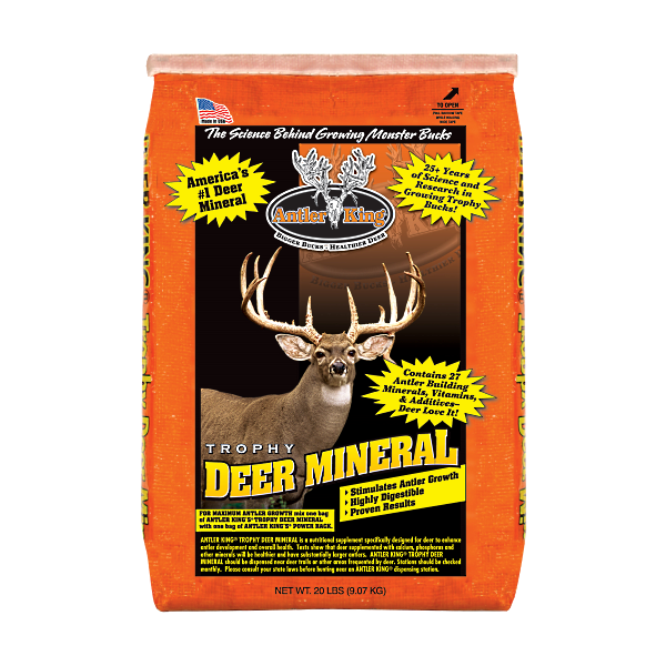 Trophy Deer Mineral