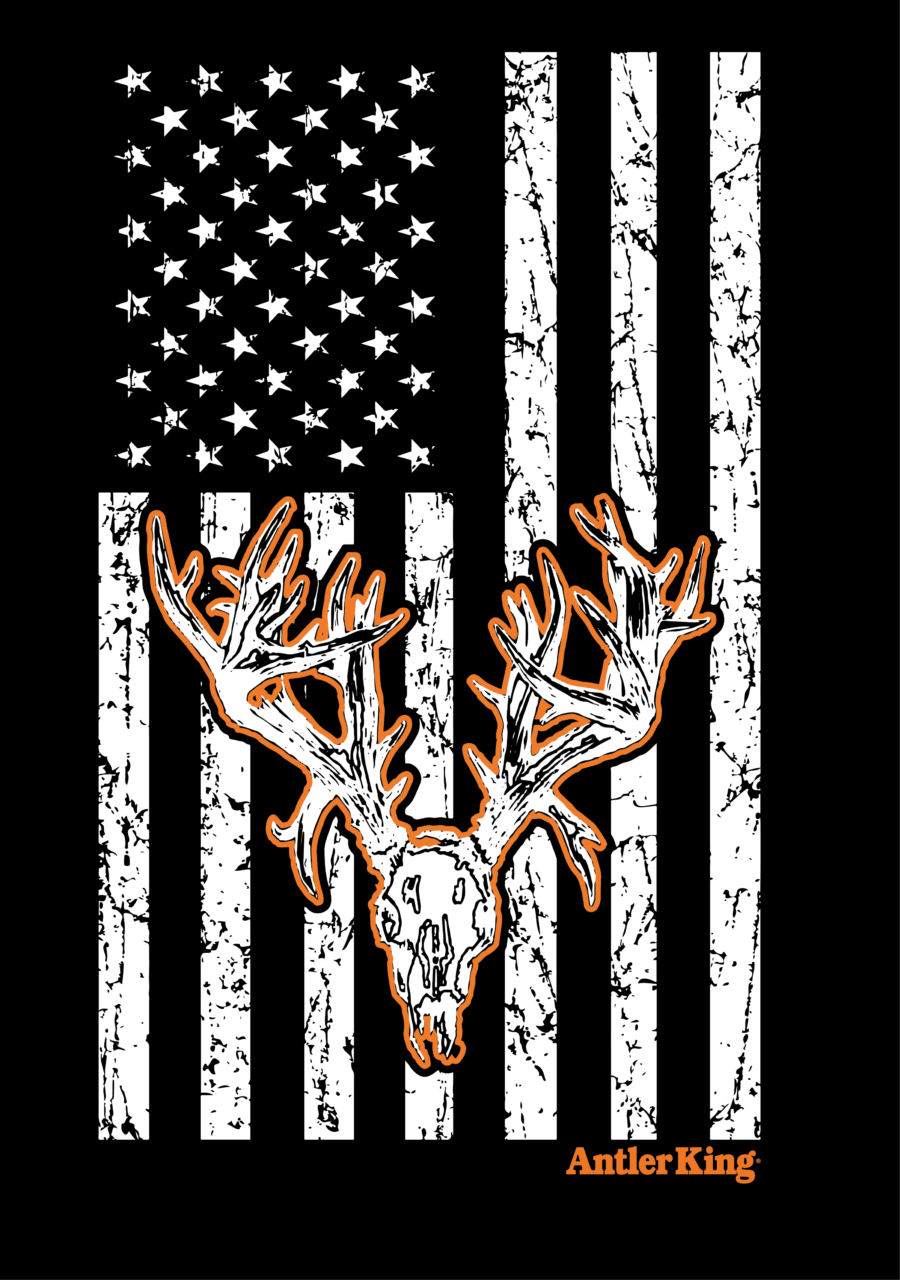 Antler King® Brand God, Guns, & Freedom T-Shirt