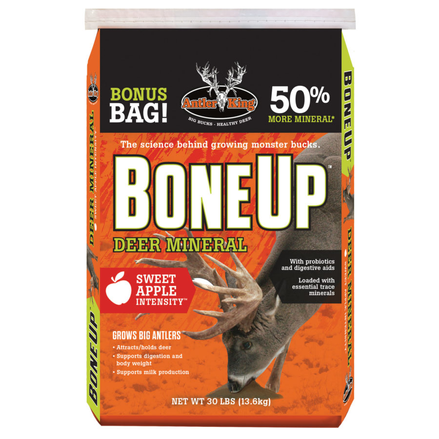 Bone Up Deer Mineral