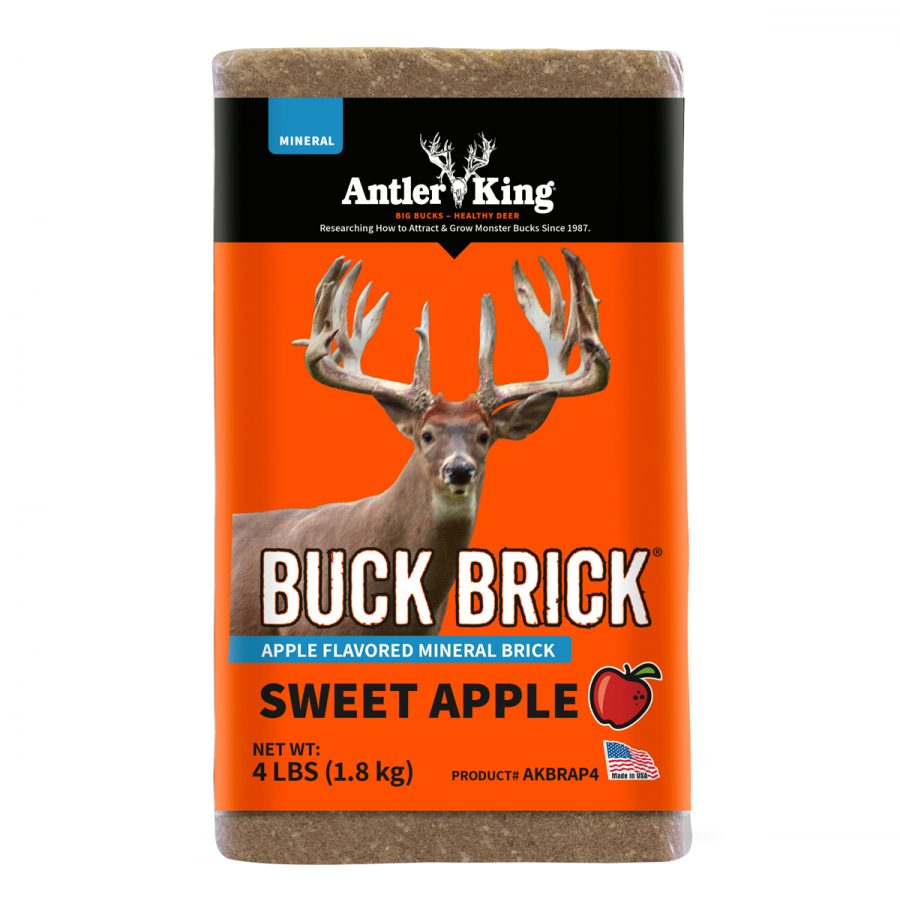 Apple Flavored Buck Brick